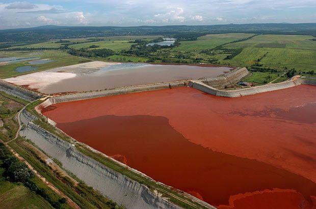 Reservoir, Hungary