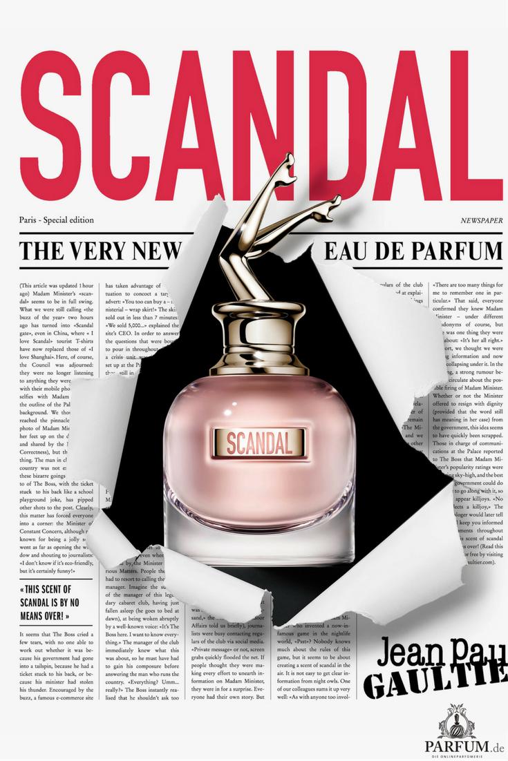 Scandal by Jean Paul Gaultier in 2020   Perfume, Jean paul gaultier, Eau de  parfum