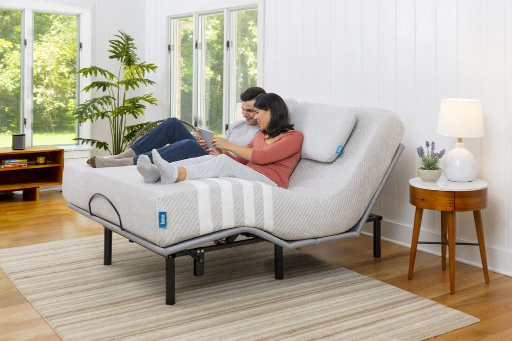 Leesa Mattress Reviews And Ratings Better Slumber In 2020 Adjustable Bed Frame Adjustable Beds Leesa Mattress