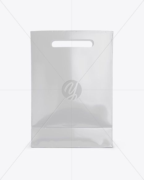 Download Glossy Shopping Bag Mockup Front View In Bag Sack Mockups On Yellow Images Object Mockups Design Mockup Free Bag Mockup Free Packaging Mockup