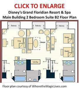 Image Detail For Grand Floridian Two Bedroom Suite Floor Plan Grand Floridian Disney Grand Floridian Disney Grand Floridian Resort
