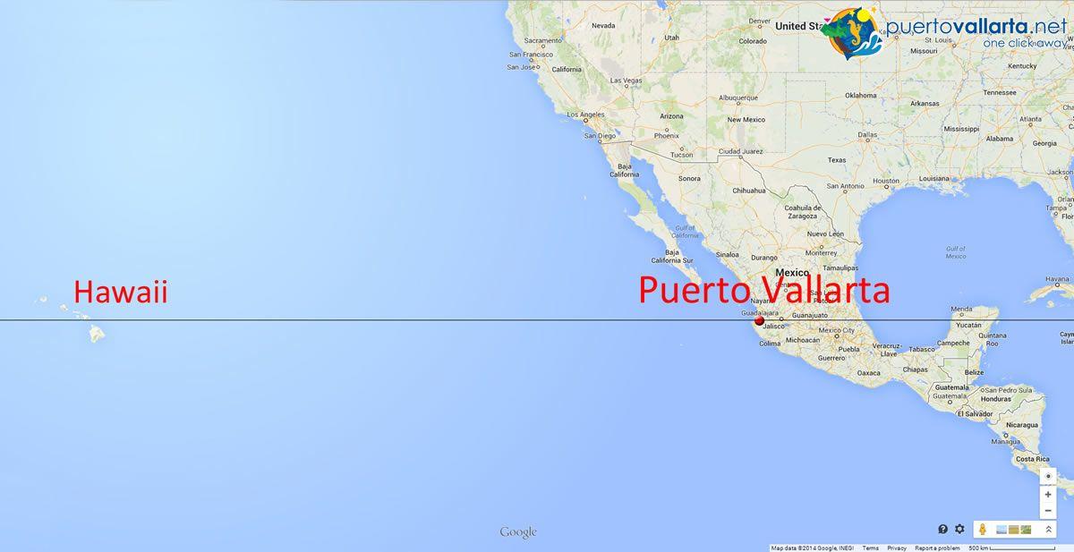 Pin by Puerto Vallarta on Where is Puerto Vallarta located ...
