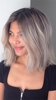 2015 Color Trends | Hair coloring, Hair color formulas and Gray hair