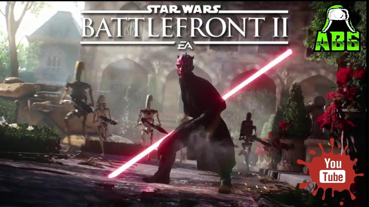 Star Wars Battlefront 2 Make Sure To Check Out My Yt Channel For