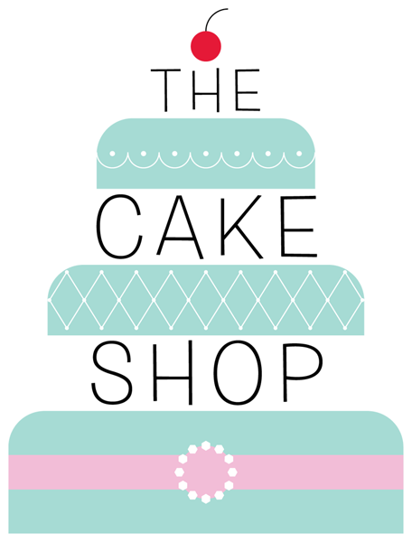 The Cake Shop - Logo Design Oz Logos Designs Pinterest ...