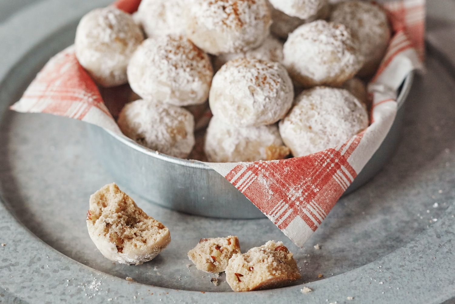 How To Make Spiced Mexican Wedding Cookies Recipe