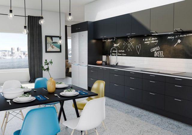 Quelle couleur de mur pour une cuisine et quels codes déco adopter