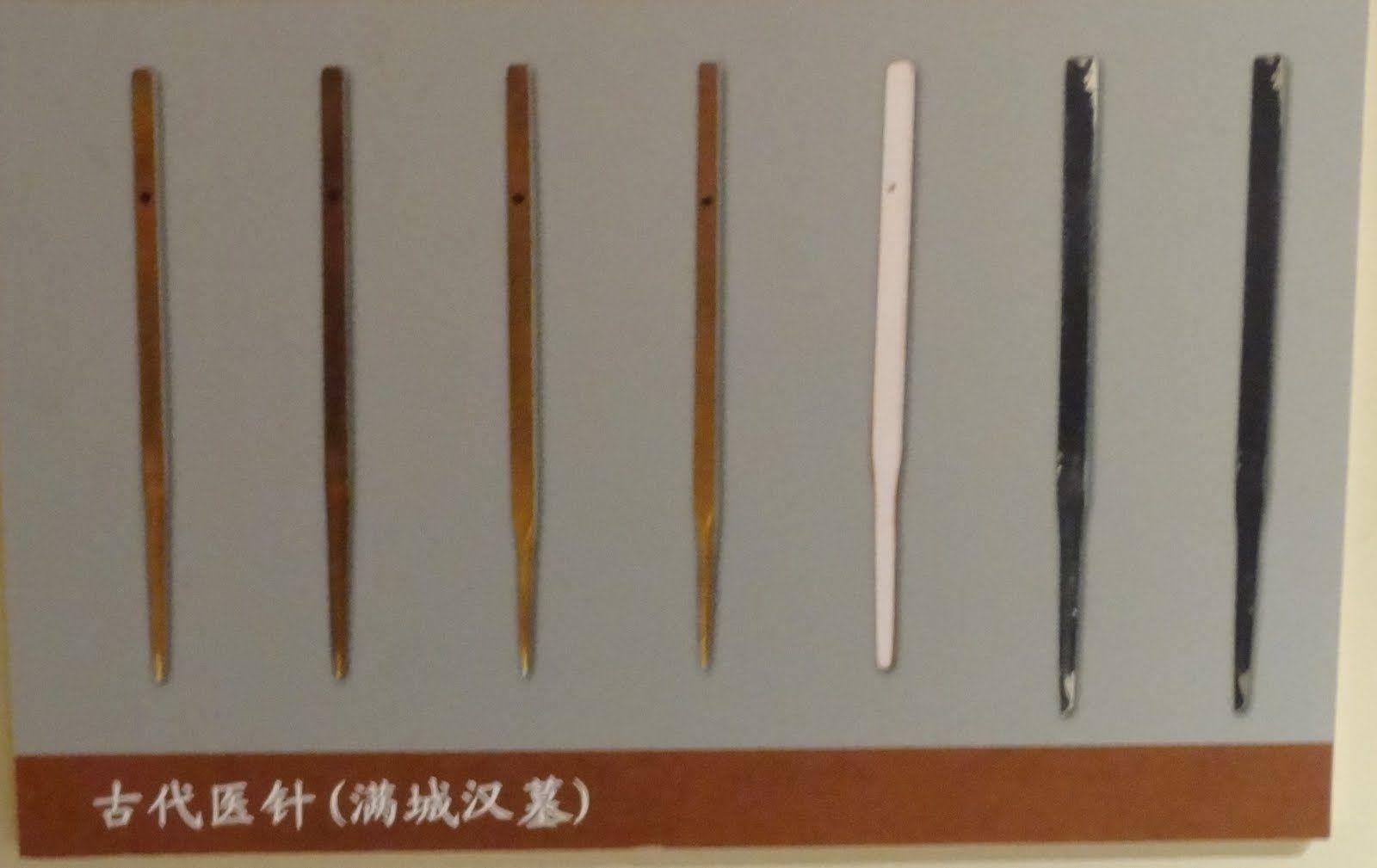 Ancient Acupuncture Needles Acupuncture Needles Acupuncture Ancient
