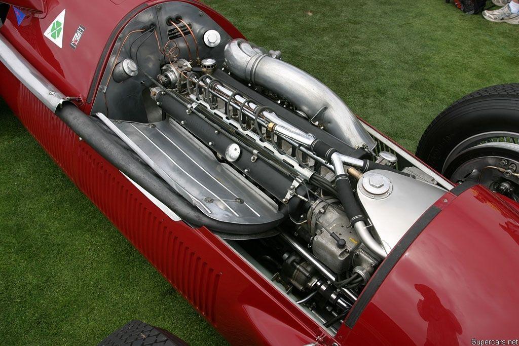 Alfa Romeo Alfetta 158