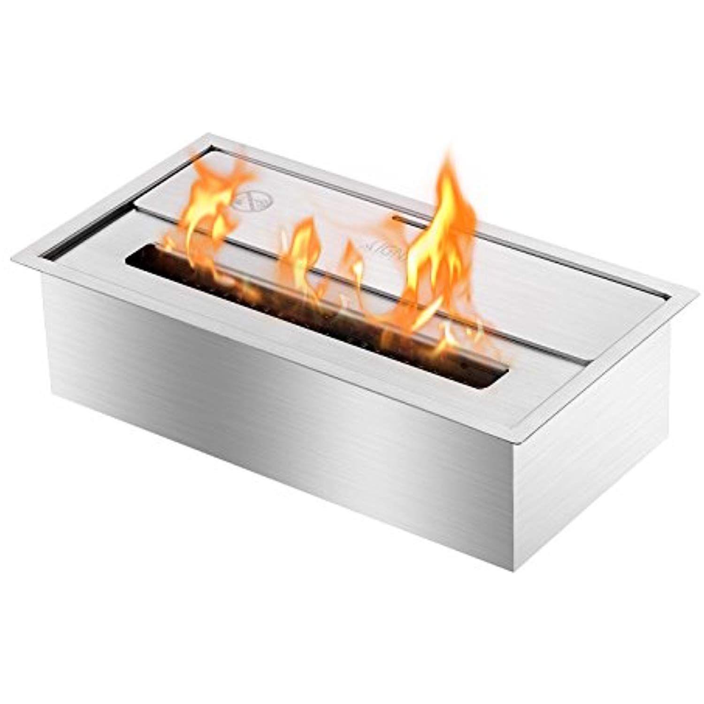 Ignis Eco Hybrid Bio Ethanol Fireplace Burner Vent Less Ethanol