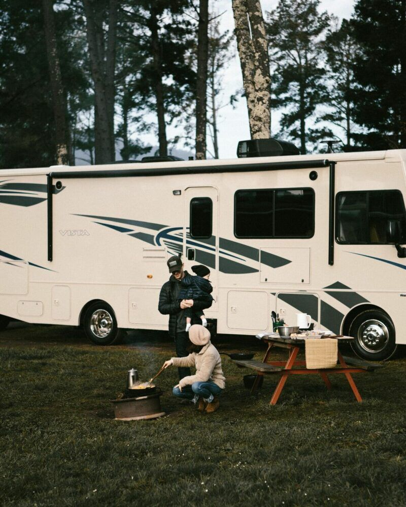 Rv Prep And Service Checklist For Your First 2020 Road Trip La Mesa Rv New Roads Rv Exterior Yellowstone Camping