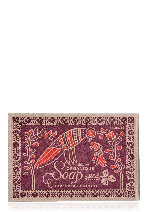 Lavender + Oatmeal Soap