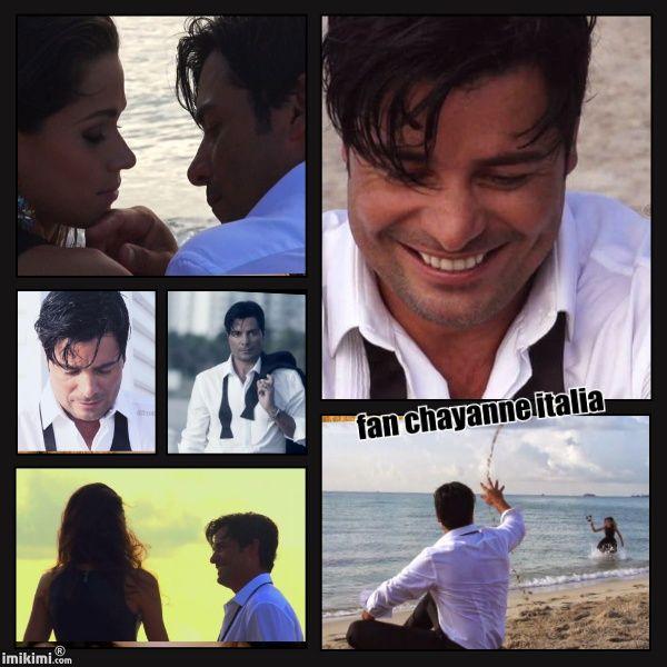 Photo Collage Chayanne Chayanne
