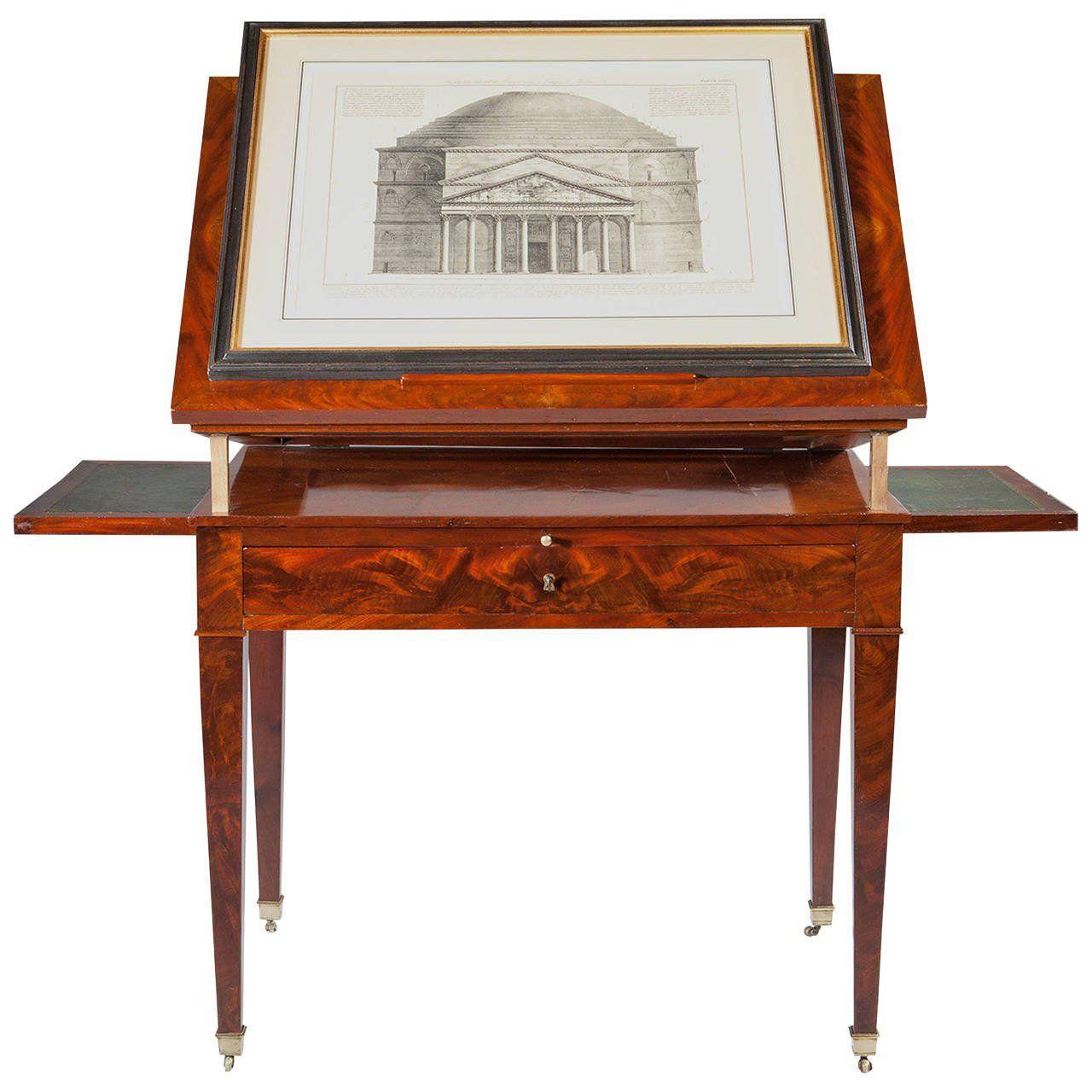 Architect Desks fine early 19th century architect's table | modern, modern desk