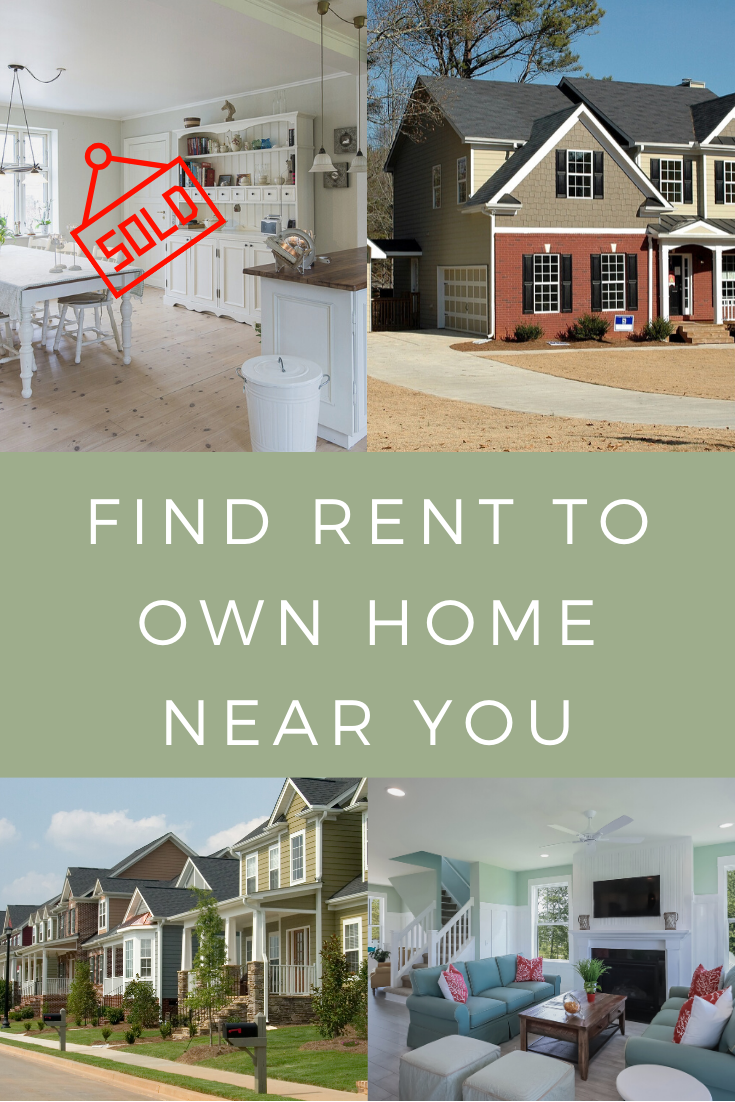 Getrenttoown Contact Us To Find Out More About Rent To Own Listings In Your Area Rent To Own Homes Foreclosure Listings Rent