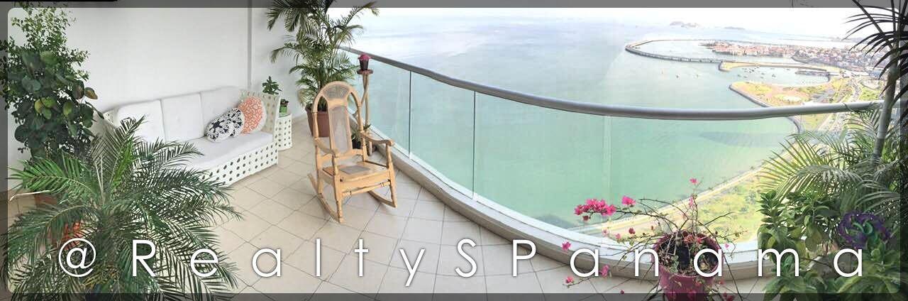 Beautiful view at PH Rivage, Ave. Balboa #Panama