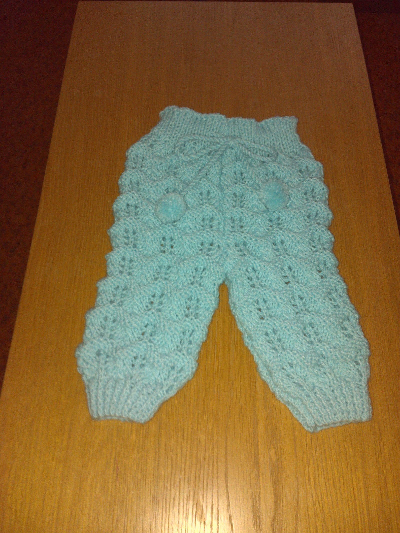 Baby-kalhotky+pletené+Ručně+pletené+kalhotky+pro+miminka d40c6b30cb