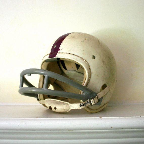 Rawlings Vintage Football Helmet Childs Size Or By Opendoorstudio, $32.00