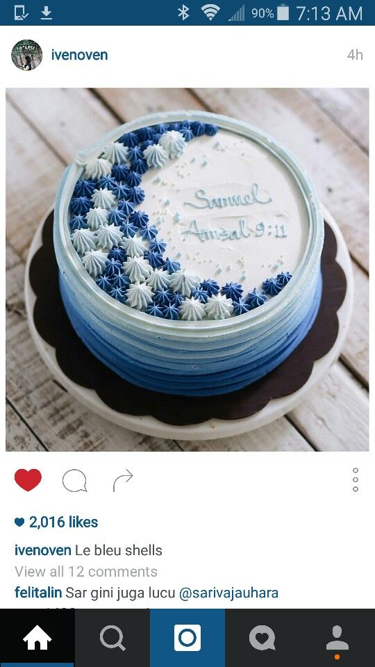 Gorgeous From Ivenoven On Instagram Con Imagenes Tortas Con