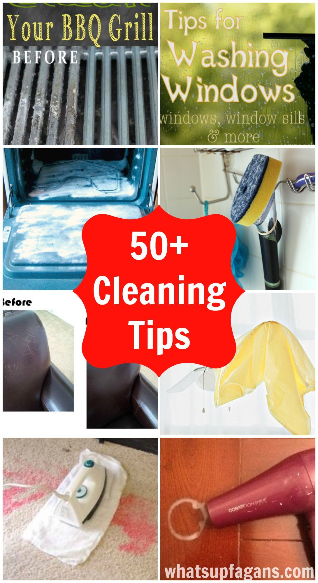 50 Spring Cleaning Tips And Tricks For Deep Cleaning Your