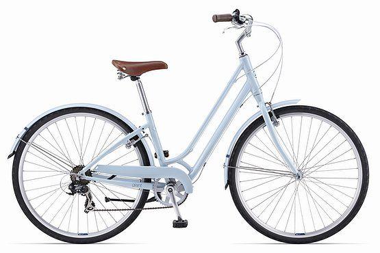 Giant Flourish 3 womens 2014 - Hybrid classic bike