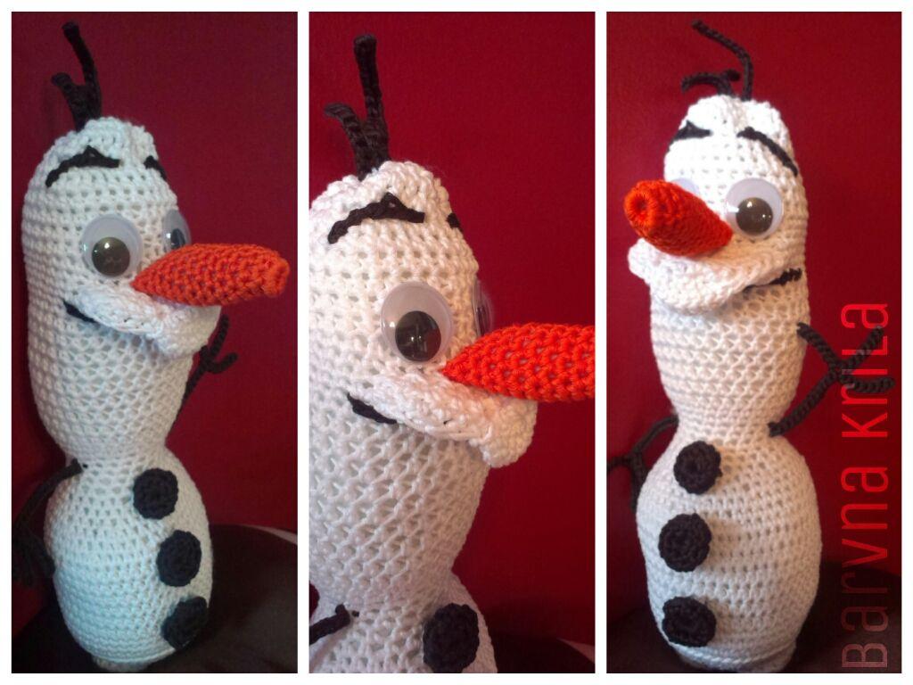 Amigurumi Patterns Olaf : Crochet traduction du patron d olaf de a mi dorable crochet