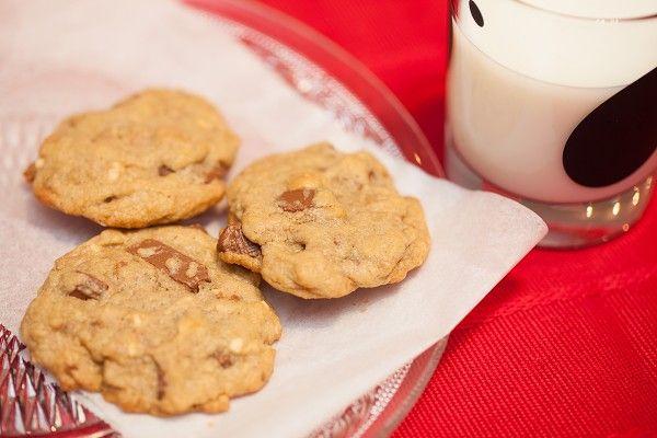 Martha Stewarts sjokoladecookies (Heartshaped.org)