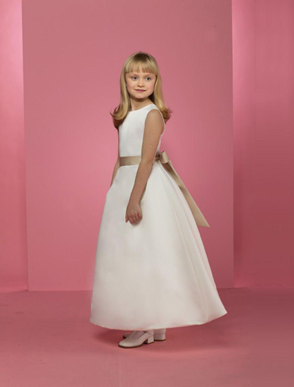 ivory flower girl dresses   Home > Flower Girl Dresses > Ivory ...