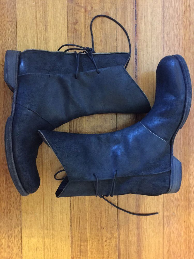 Men s Lost And Found Ria Dunn Boots Size 41 (US 8.5) VGC, Retail: $1700