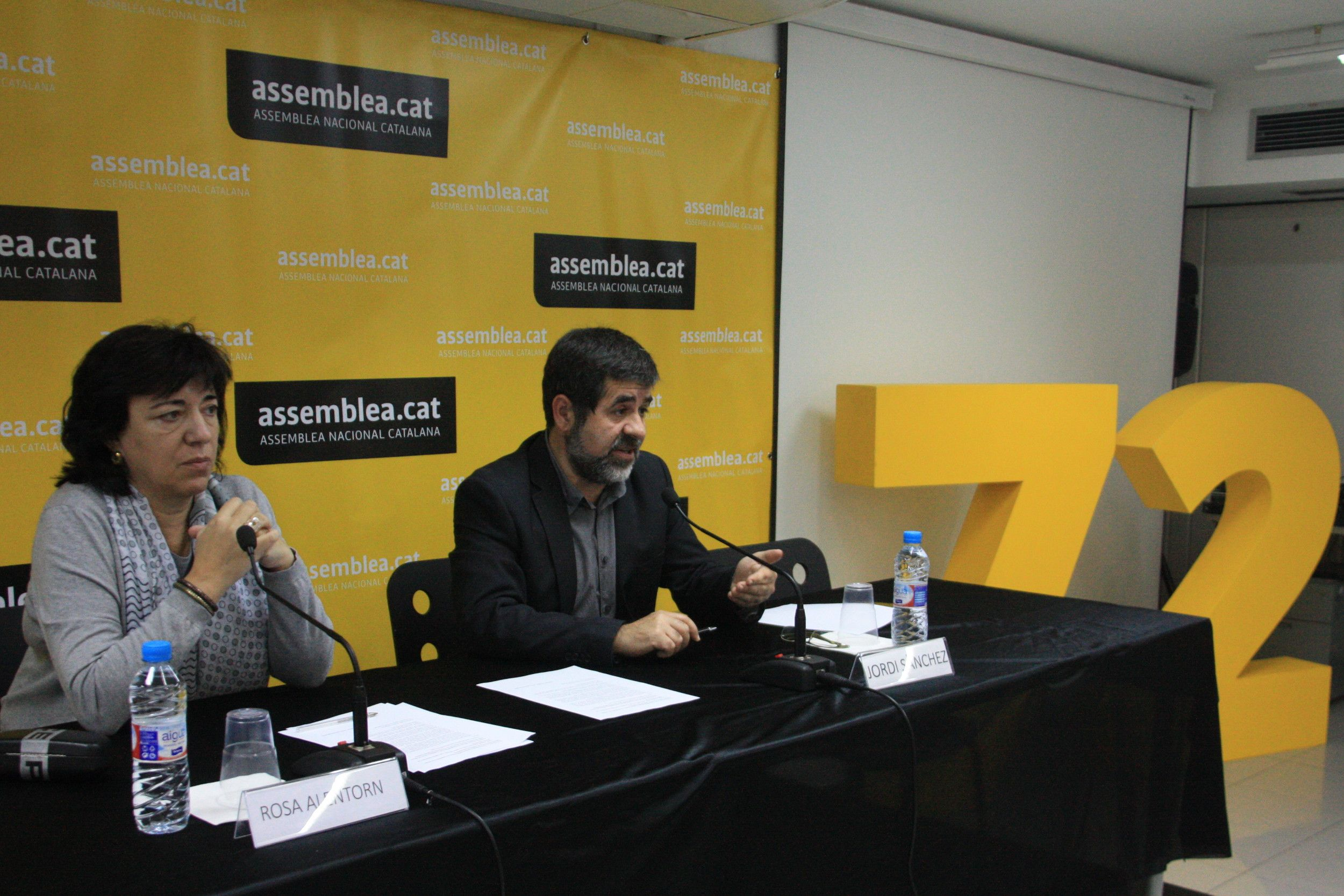 ANC urges pro-independence forces to reach an agreement by the 27th of November - catalannewsagency.com, 16 November 2015
