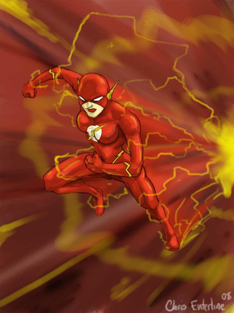 Lady Flash.