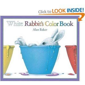 White Rabbit\'s Color Book (teaches color mixing) | Teaching Colors ...