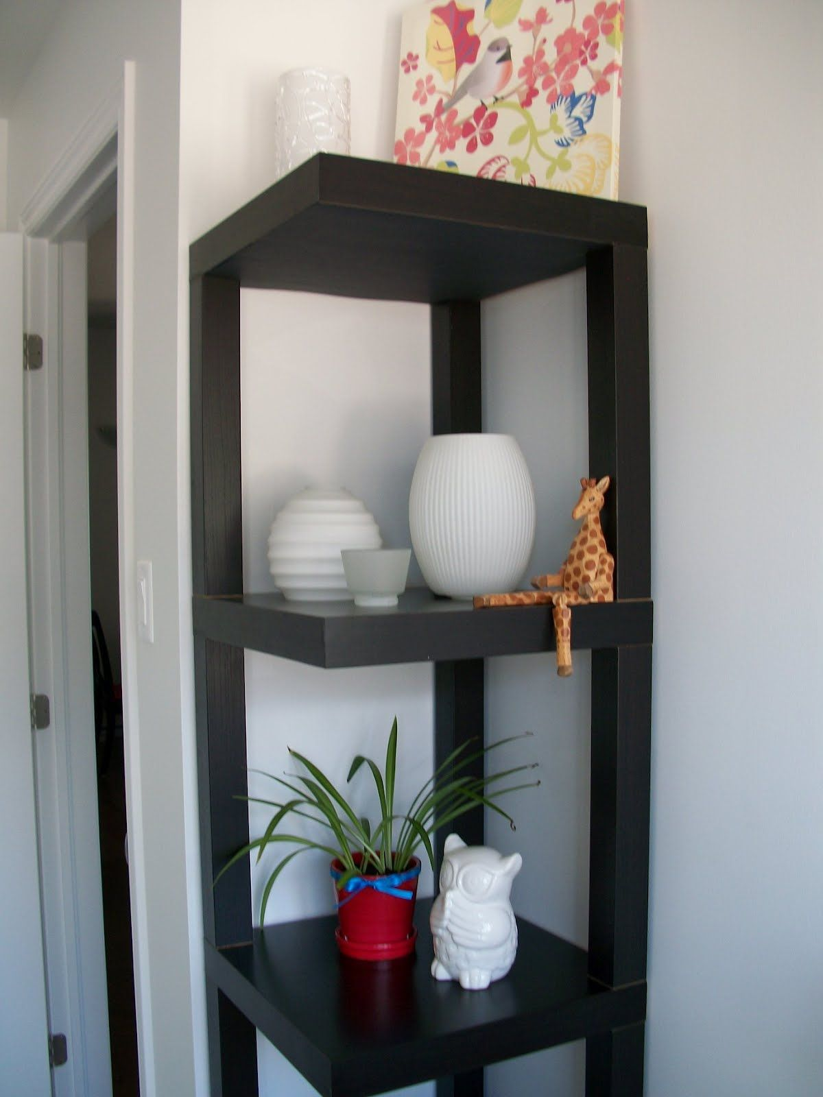 IKEA Hackers: Former Lack To Corner Shelf Hack