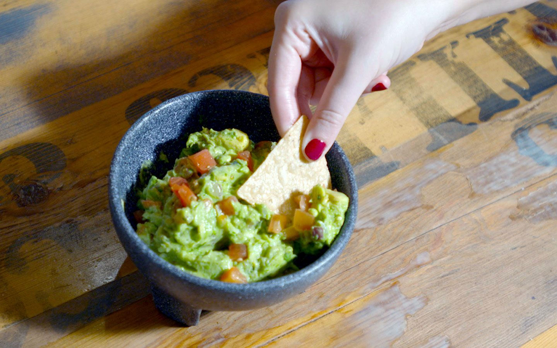 Antojitos authentic mexican restaurant guacamole recipe