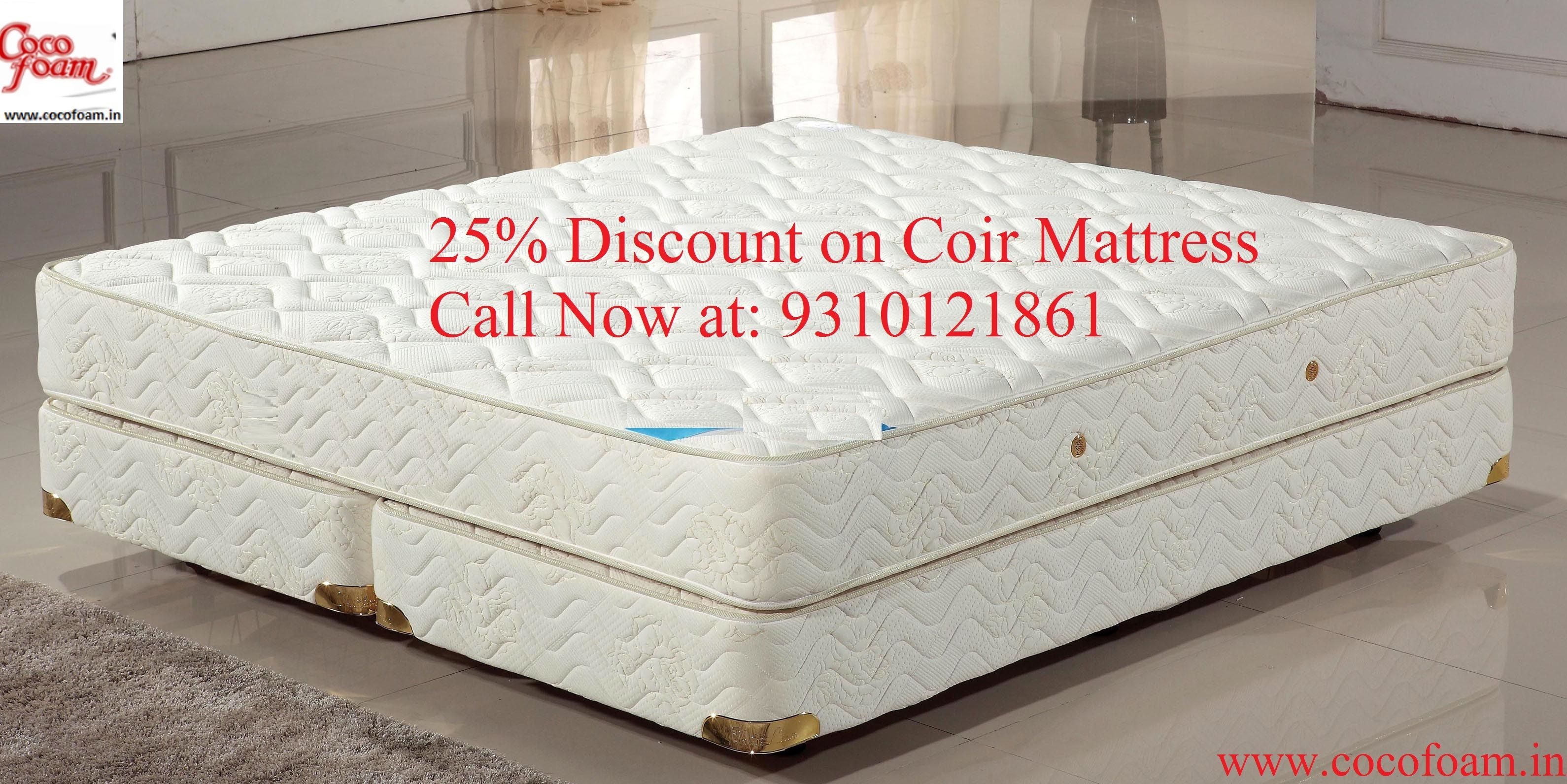 How can I know if I need a new mattress? Mattresses are the most utilized