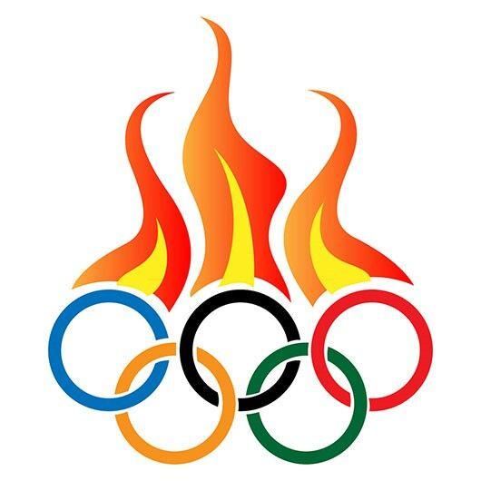 Logo 10 Olympic Logo Free Vector Graphics Vector Art
