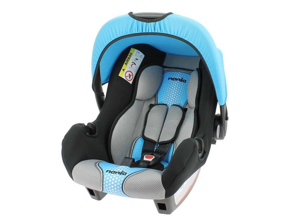 Nania Beone SP POP Blue Group 0-Plus Car Seat | Baby & Toddler ...