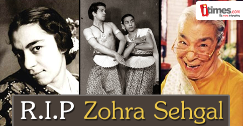 The grand old lady of #Indian cinema, #ZohraSehgal passes away at the age of 102. She truly justifies that age is just a number. A look at her journey -