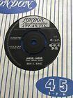 BEN E. KING  - AMOR AMOR - 1961 - LONDON - VG #Music
