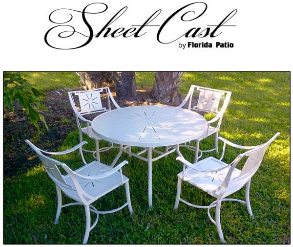 Sheet Cast The Future Of Patio Furniture Outdoor Furniture
