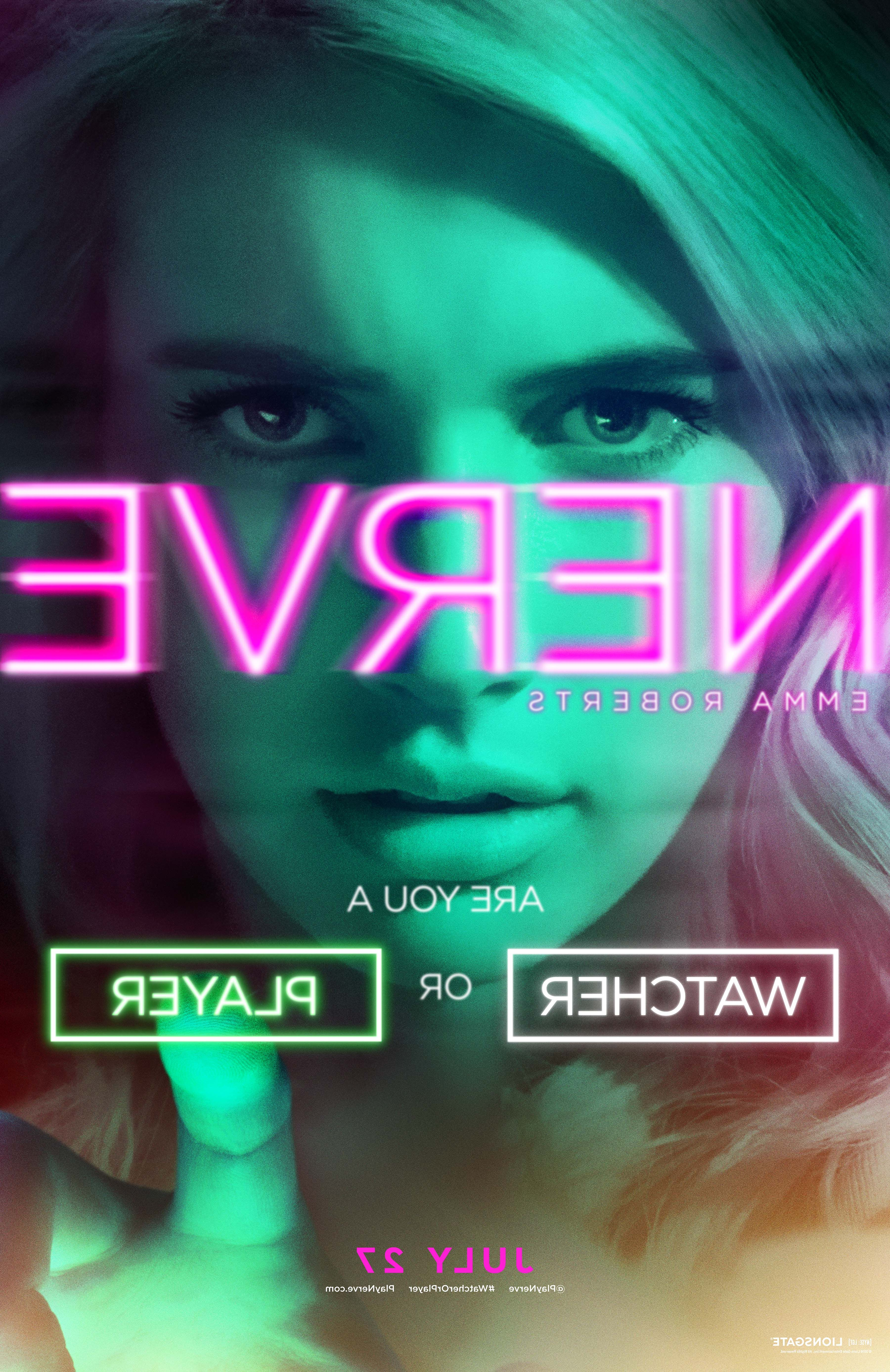 NERVE starring Emma Roberts | In theaters July 27, 2016