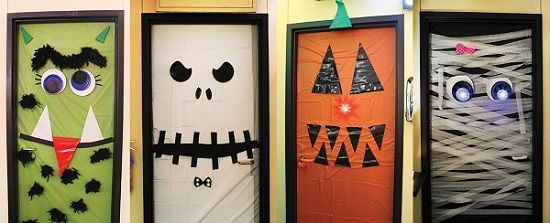Diy Halloween Door Decorations Halloween Door Decorations Diy Halloween Door Decorations Halloween Diy Door