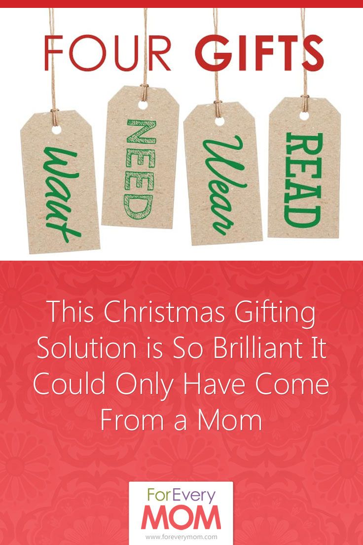 This Christmas Gifting Solution Is So Brilliant It Could Only Have Come From A Mom Fourgifts Christmas Gifts Christmas Christmas Fun