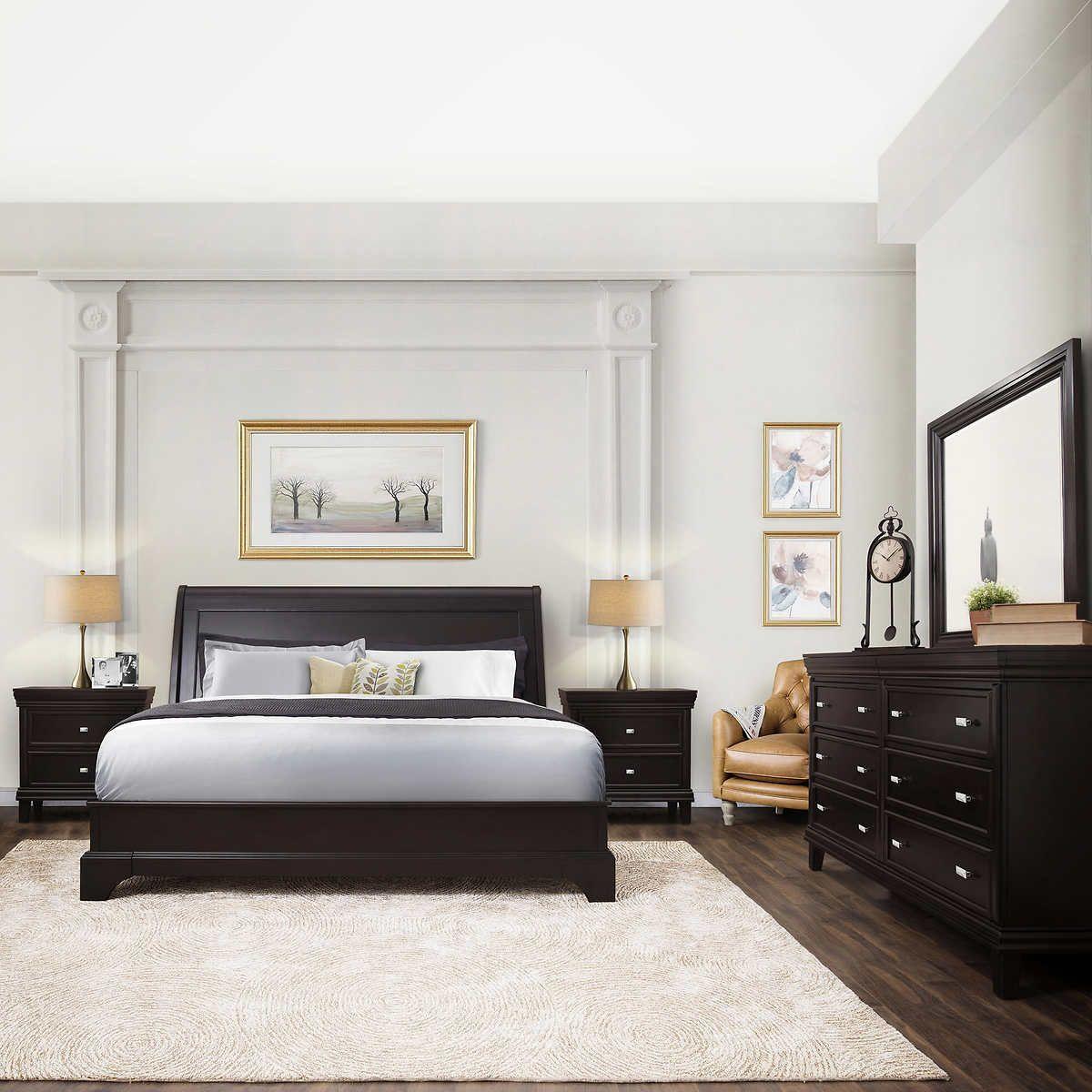 1 kingsizebedroomsetsmodern King bedroom sets, Bedroom