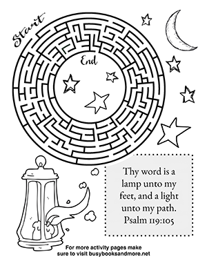 FREE Printable word searches, mazes, coloring sheets and