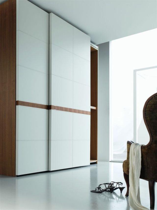 Der Zeitlose Holz Kleiderschrank Verleiht Ein Edles Flair 48 Ideen Wardrobe Design Bedroom Bedroom Closet Design Cupboard Design