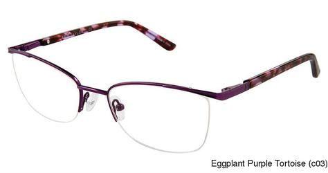 ab67547cc0 Ann Taylor AT601 Eyeglasses Frames Prescription Lenses Fit ...