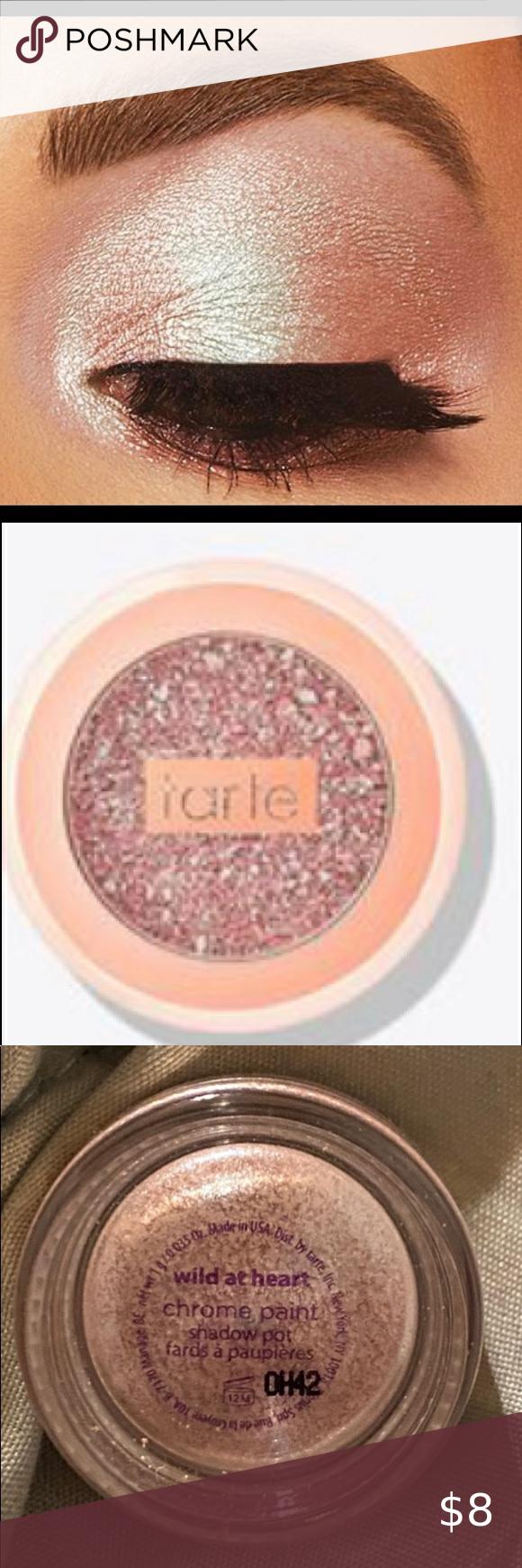 Tarte Wild At Heart : tarte, heart, Tarte, Holiday, Limited, Edition, Eyeshadow, Eyeshadow,, Makeup
