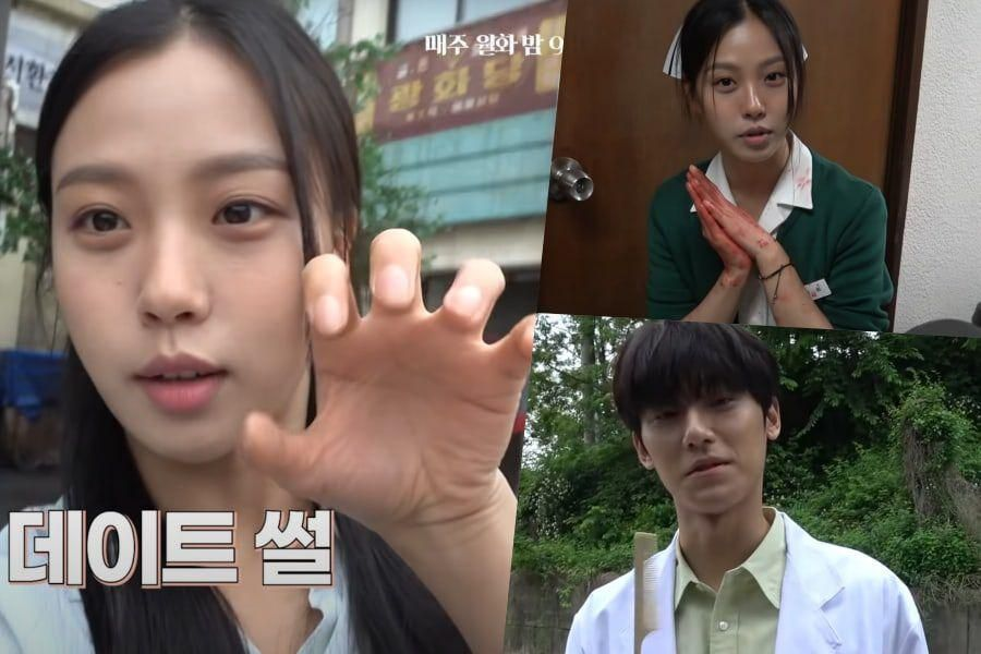 """Watch: Go Min Si Tries To Capture Lee Do Hyun For Help With Behind-The-Scenes Content For """"Youth Of May"""""""