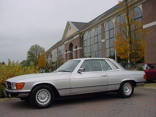 Nummer 3: Mercedes 450 SLC. Great car of my life, Rod Steward en open dak rijden zomer en winter....
